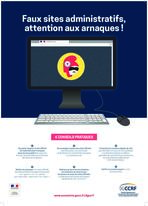 Attention aux faux sites administratifs!